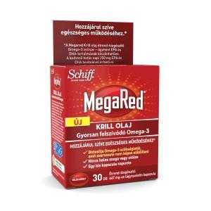 MegaRed ®- Krill olaj Gyorsan felszívódó Omega-3.