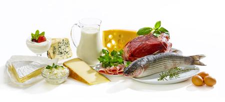 Természetes D-vitamin források. Kép forrása: www.novalac.hu