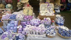 Levendulás termékek sokasága Tihanyban!